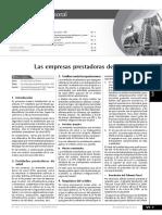 Las Empresas EPS