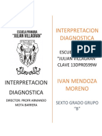 242782242 Interpretacion Diagnostica Docx