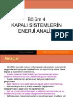 04-Kapali-Sistemlerin-Enerji-Analizi.pps