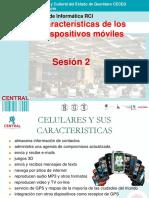 Sesión 2 Caracteristicas de Los Dispositivos Moviles