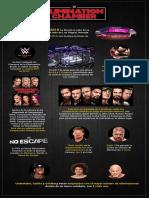 Elimination Chamber Infografía