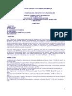 Políticas de Comunicación Interna Del MPPCTI