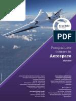 Cranfield Aerospace Course Brochure
