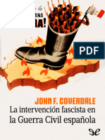 Coverdale, John F. - La Intevencion Fascista en La Guerra Civil Espanola [17839] (r1.0 Jasopa1963)