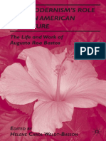 Postmodernism's Role in Latin American Literature_ the Life and Work of Augusto Roa Bastos-Palgrave Macmillan US (2010)
