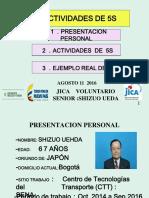 PRESENTATIONonly Spanish Revisado