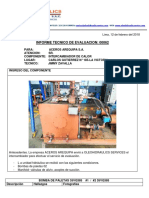 Informe Tecnico 00062 Unidad Hidraulicaceros Arequipa