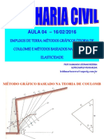 Aula 4-16-02-2016_Métodos Gráficos_Métodos Teoria Da Elasticidade