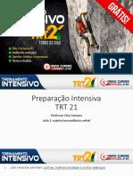 Preparação Intensiva TRF 21
