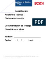 Ajuste de Bomba VP44