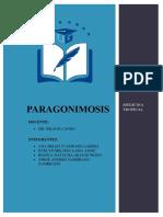 Carpeta de Paragonimosis