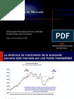l Economia de Mercado en El Peru