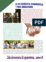 Vangelo in immagini - II Domenica di Quaresima B.pdf