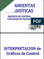 Presentacion Interpretacion Graficos de Control y Capacidad Proceso