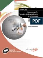 Manual Programacion Neurolingui - Gomez Alonso, Paloma