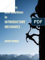 1. Problems and Solutions in Introductory Mechanics