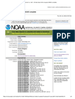NOAA Order Info