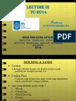 Lecture III Tc 2014