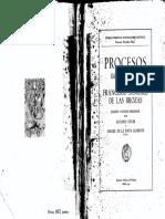 Procesos Inquisitoriales Contra Francisco Sánchez de Las Brozas