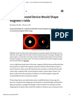 Physics - Focus_ Proposed Device Would Shape Magnetic Fields