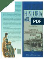 Nueva Historia Argentina 5 Ed. Sudamericana