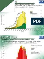 Week 7 Flu Report - CDC
