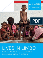 UNICEF Rohingya Lives in Limbo Feb 2018