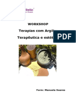 Manual Curso Livre Argilas BE