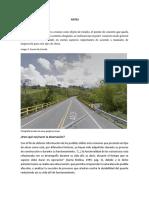 Informe de de Campo