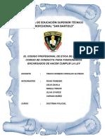 Codigo Etica Pnp