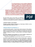 Real Decreto 1075-Iva y Sii-Aece