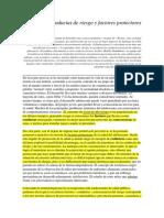 Conductas de Riesgo y Factores Protectores TAREA 1 (1)