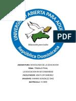 TRABAJO FINAL DE SOCIOLOGIA CDE LA EDUCACION.docx