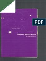Além Da Pureza Visual - Ricardo BASBAUM
