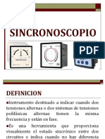 SINCRONOSCOPIO