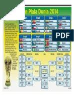 Skema Piala Dunia