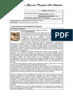 Guia Info Pitagoras, Parmenides y Socrates