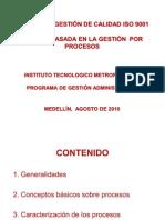 (2) SGC-ISO 9001(Gestión por Procesos) 2010