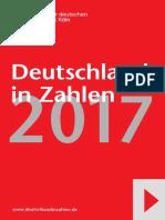 Deutschland in Zahlen 07 2017