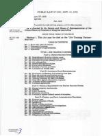 STATUTE-96-Pg1322 Job Training Partnership