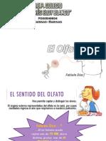Fabiola - El Olfato 26032017 (Fusión)