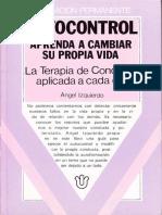 Autocontrol Angel Izquierdo