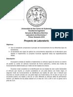 proyecto electronica 1 usac
