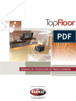 Manual Colocacion Topfloor