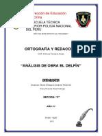 Caratulas El Delfin y Caso Policial