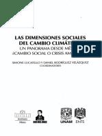 La economía del cambio climático y la pobreza de América Latina