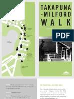 Takapuna Milford Walk