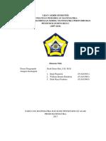 Penelitian Pemodelan Matematika UAS 1