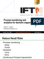 IFT2008-Process Monitoring and Analytics for Decison Support