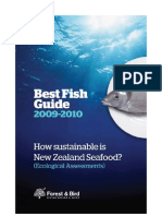 The Best Fish Guide - Ecological Assessment